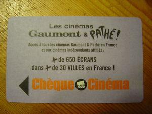 place cinéma 1 euros gaumont pathé
