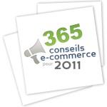 «365 conseils e-commerce pour 2011»