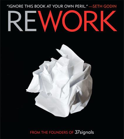 rework 37signals françois goube conseils