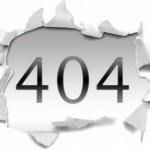 Avoir une belle page d'erreur ( la fameuse 404 Error )