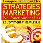 Pourquoi la plupart des stratégies marketing ne fonctionnent pas et comment y remédier ?