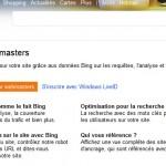 Bing : l'espace pour webmaster Toolbox