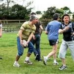 L'entreprise est un match de rugby