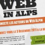 J'organise un évènement Web à Grenoble en décembre !