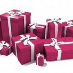 Mes 10 cadeaux de Noël