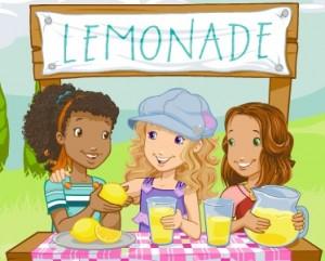 limonade vendre gratuit conseil marketing sophia fille