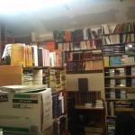 Vendre des livres dans son garage