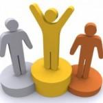 Les gagnants d' «Internet Marketing 2012» et les vainqueurs de «Faites Confiance au Hasard»