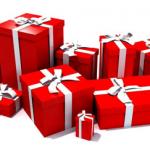 135 cadeaux pour vous !