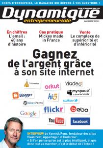 argent internet gagner dynamique magazine entrepreneurial