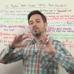 10 Mythes SEO qui n'ont pas lieu d'être !