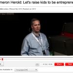 Valorisons l'entrepreneuriat dès l'enfance !