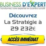 La stratégie à 30 000 euros … pour 7 euros !
