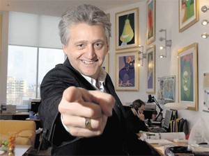 gilbert rozon idée inventivité video