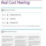 Une réunion d'1 heure coûte bien plus cher qu'une heure de travail !
