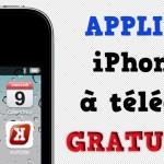 euKlide est aussi une application iPhone