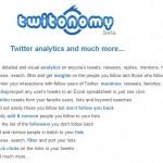 Tout savoir sur un compte twitter … ou presque