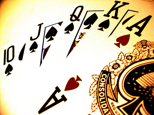 party poker similitude entrepreneurs
