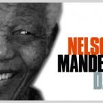 Bon Anniversaire Madiba !