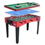 Une table de ping-pong, un babyfoot, est-ce utile dans votre 15 mètre carré ?
