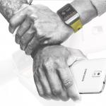 Quand Samsung communique de manière intelligente sur sa montre … intelligente !