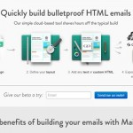 Un design rapide pour votre newsletter