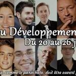Participez à «La semaine du Développement»