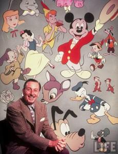 Walt disney leçons