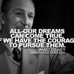 «Si vous pouvez le rêver, vous pouvez le faire !»
