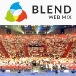 [ Evènement ] Blend Web Mix, 2 jours pour être plus efficaces !