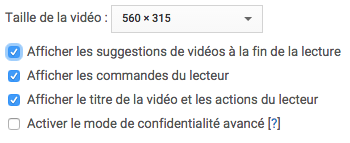 youtube-video show