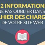 [Infographie] Cahier des Charges d'un Site Web
