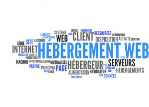 hébergement site internet web