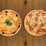 Combien de personnes peut-on nourrir avec deux pizzas ?