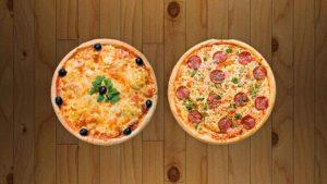 réunion management pizza