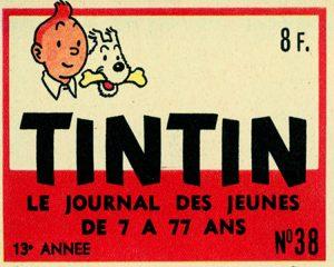 journal tintin pour tous 7 à 77 ans mots