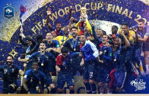 champions monde france football