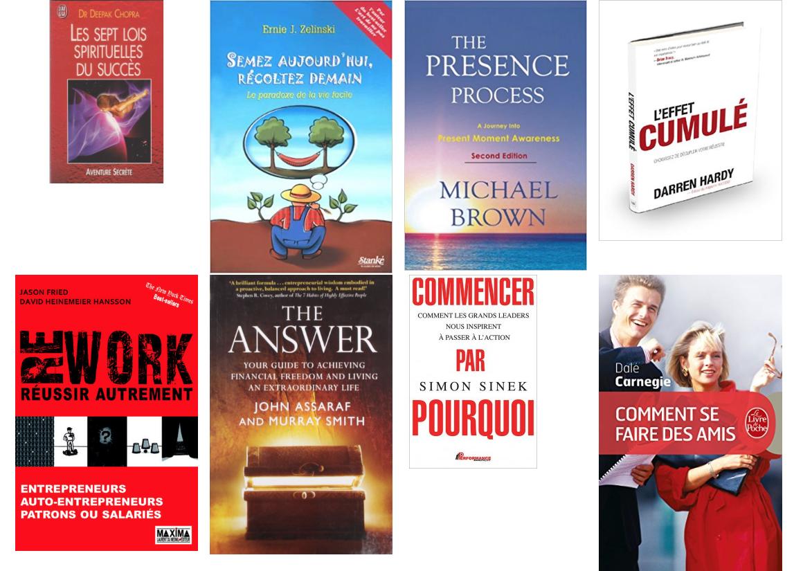 livres semaine intelligence