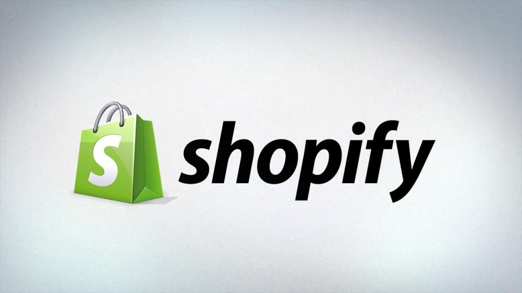 site e-commerce shopify cms vente