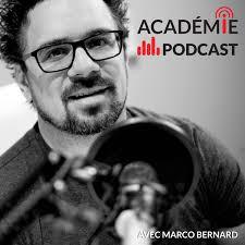 podcast francophone marco bernard academie