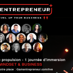 Gamentrepreneur Live, Level Up Your Business !
