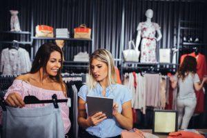 digitalisation point vente commercant