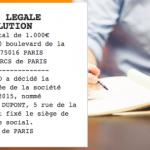 Pourquoi Vous Devez Consulter les Annonces Légales ?