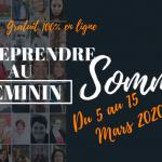 Sommet «Entreprendre Au Féminin» 2020