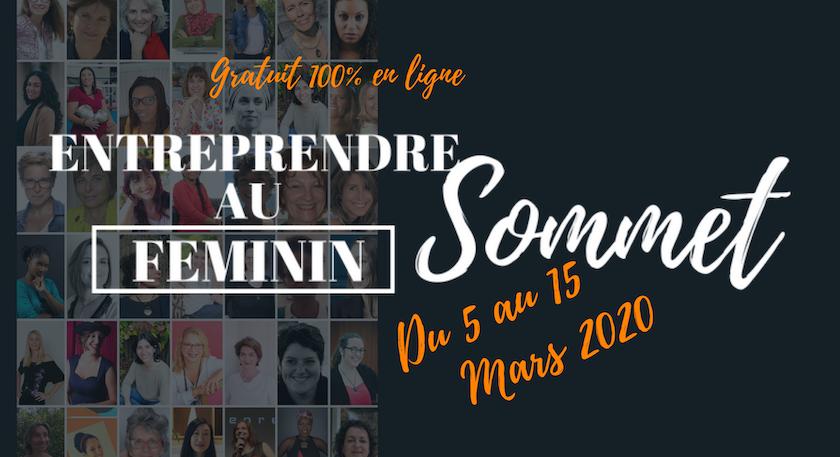 sommet entreprendre féminin morgane février