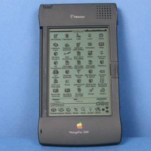 tablette netwton apple assistant personnel