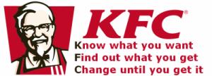 méthode kfc convaincre clients