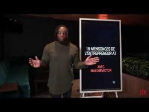 enteprise entrepreneur mensonges