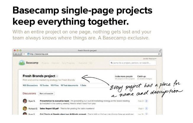 copywriter basecamp copywriting