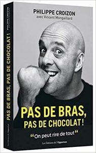souvenir bras chocolat livre philippe croizon